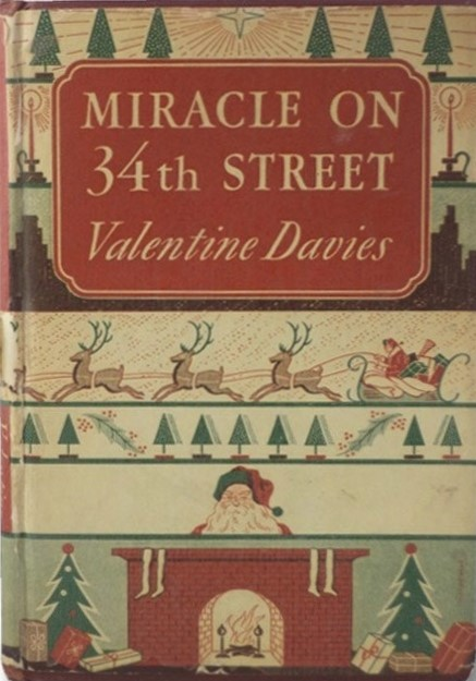 Miracle on 34th Street First Edition