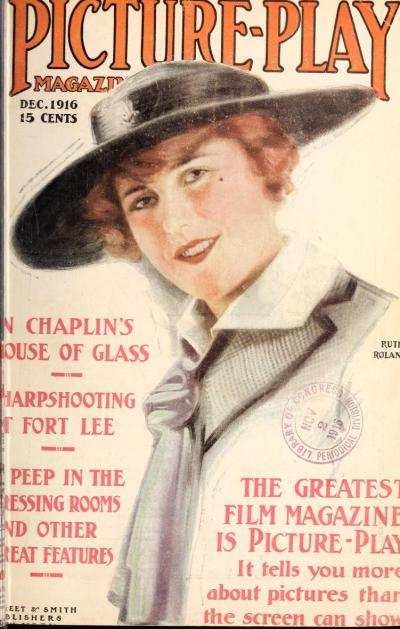 Picture Play Magazine, December, 1916