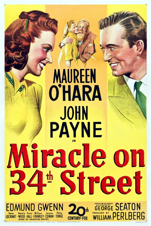Poster-Miracle-on-34th-Street