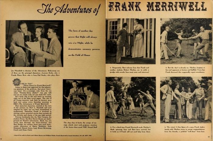 Radio Mirror, November, 1947
