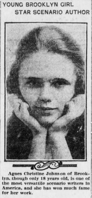 Brooklyn Daily Eagle, Brooklyn New York, November 22, 1915