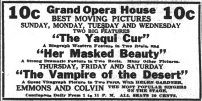 Cincinnati Enquirer, Cincinnati, Ohio, May 18, 1913