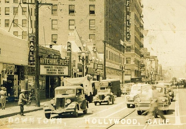 Hitching Post Theater, Hollywood